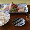 味久 - 料理写真:刺身定食上