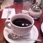 Euro Cafe - [ドリンク] Hot珈琲 アップ♪w