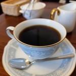 鶴池cafeレンガ館 - コーヒー