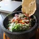 Curry & Bar Sai - 石焼ドライカレー