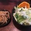 盛よし - 料理写真:B定食のサラダともやし