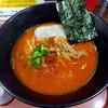 一髄 - 料理写真:「赤ラーメン」600円