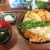 ごかく - 料理写真:とんかつ丼600円