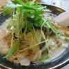 悟空 - 料理写真:もつ鍋風ちゃんぽん