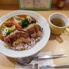 CHOTA - 料理写真:トッピングカレーセット