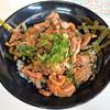 武内食堂 - 料理写真:かしわバター