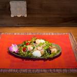 リム ロス タイ - 魚介と春雨のサラダ