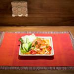 リム ロス タイ - 青パパイヤのサラダ