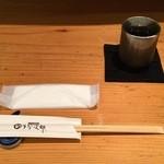 美味鰻彩 うな次郎 - その他写真:カウンター席で頂きました♪