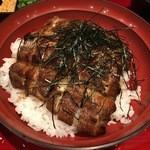 美味鰻彩 うな次郎 - 料理写真:まぶし丼