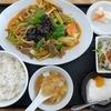 聚福栄 - 料理写真:ワンコインの鶏砂肝と長葱、しめじの辛味炒め
