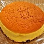 りくろーおじさんの店 - チーズケーキ