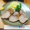 とんかつ たかの - 料理写真:ヒレかつ定食