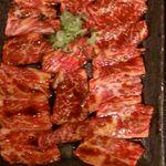 焼肉やっちゃん - カルビ(三人前)