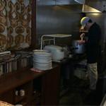 カシミール - 調理中の巨匠