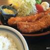 グリルほんだ - 料理写真:ひれかつとえびフライ定食¥1674