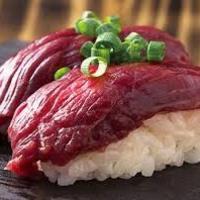 久茂地 肉寿司 - 王道の赤身