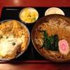 寿々喜屋 - 料理写真:ミニかつ丼セット(880円)