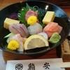 鮨安 - 料理写真:刺身の図