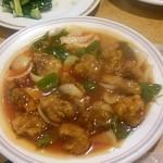 唐瓊家 - 酢豚