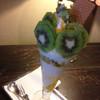 サリサリ - 料理写真:キゥィパフェ(*´д`*)