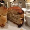 ハロッズティールーム - 料理写真:スコーンの断面