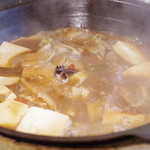 味坊鉄鍋荘 - 得莫利炖鱼