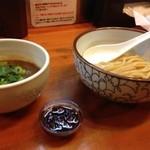 麺屋 高橋 - つけ麺 小 シビレ辛味 700+50円