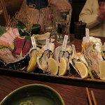 魚バカ一代 牡蠣の巻 -