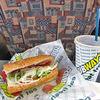 サブウェイ - 料理写真:BLTサンドイッチ