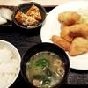 八海食堂 - 料理写真:チキンカツ定食580円