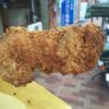 鳥正 - 料理写真:鶏串カツ110円