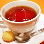 46959708 - ランチ:紅茶&フィナンシェ