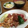 綾城 - 料理写真:焼肉定食 1000円