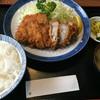 孝松 - 料理写真:ロースカツ定食¥1,680