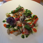 cucina Wada - 前菜