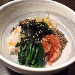 東京焼肉 - ビビンバ