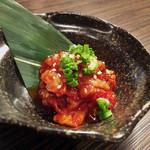 東京焼肉 - チャンジャ