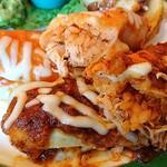 エルトリート - EL TORITO 西葛西店 メキシカンチミチャンガのライスと裂いたチキンが具のチミチャンガ