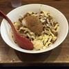 アキラ - 料理写真:温玉チーズまぜそば並
