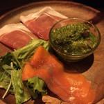 Eat&Bar SHARE+S2 - 前菜盛り合わせ