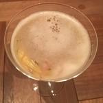 46977314 - ドリンク①:新年の始まりに…シャンパンカクテル