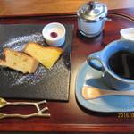 無鹿 - デザート(コーヒー)