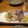 いなせや - 料理写真:白子の天ぷら