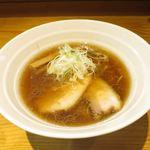 拉麺 弁ten - 醤油らーめん_2016/01