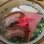 よつ竹 - 料理写真:そばか何か食べたいと言ったら出てきたそば