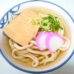 桑島製麺所 - きつねうどん