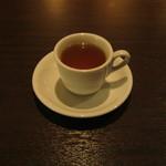 The bar 佐藤 - 料理写真:まずスープがでます。