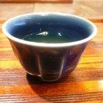 京都和久傳 - ドリンク写真:水出し玉露