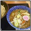 しゃりん - 料理写真:野菜つけ麺